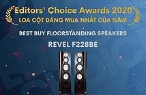 Editors Choice Awards 2020 - Revel F228Be - LOA CỘT ĐÁNG MUA NHẤT CỦA NĂM