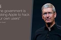 Apple cứng rắn với FBI, ngoan ngoãn ở Trung Quốc