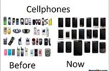 Đột phá trên smartphone đang đi về đâu?