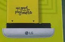 Đây chính là module pin tháo rời của LG G5?