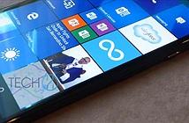HP Elite x3 chạy Win 10 Mobile lộ ảnh thực tế: mh 5,96, loa B&O, Snapdragon 820, USB-C, Continuum