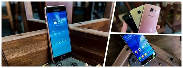 [Trên tay] Galaxy A3 2016: phiên bản thu nhỏ của A5 2016, rất đẹp nhưng thiếu nhiều tính năng