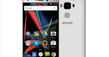 Archos ra mắt smartphone RAM 4 GB với giá rẻ