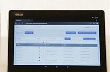 ZenPad M: Máy tính bảng dành cho doanh nghiệp của Asus