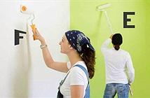 Bả, sơn tường gây ung thư máu ở trẻ nhỏ?