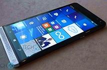 Phablet Windows 10 Mobile HP Elite x3 lộ diện trước thềm MWC 2016