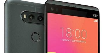 LG V30 sẽ được trang bị bộ xử lý Snapdragon 835, RAM 6GB