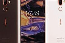 Rò rỉ hình ảnh trực tiếp đầu tiên của Nokia 7 Plus sắp ra mắt