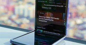 Giật mình với khoản phí thay thế màn hình 4 smartphone gập lại hiện nay