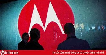 Motorola chiến thắng vụ kiện công ty Trung Quốc đánh cắp bí mật công nghệ, thu về 764,6 triệu USD