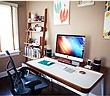 Nghệ thuật bố trí máy tính để thăng tiến trong công việc