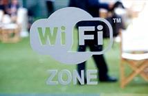 Mạng Wi-Fi công cộng đạt 5,69 triệu điểm phát sóng trong năm 2014
