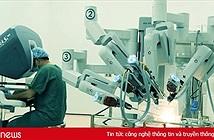 Bệnh viện Chợ Rẫy phẫu thuật, điều trị nhiều loại ung thư bằng robot