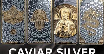HOT: Caviar tung phiên bản iPhone 11 Pro/ iPhone 11 Pro Max chống virus Covid- 19