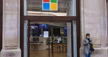 Sau Apple Store, Microsoft Store cũng đóng cửa trên quy mô toàn cầu