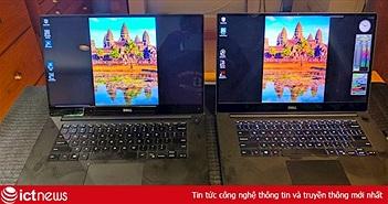 Dell Precision 5540: Cỗ máy workstation mạnh mẽ đối lập thiết kế mỏng manh