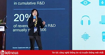 """Qualcomm hỗ trợ start up Việt với """"Thử thách đổi mới sáng tạo Qualcomm Việt Nam"""""""