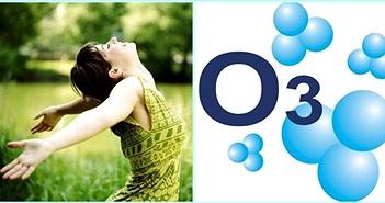 Hít phải khí ozon có hại hay không?