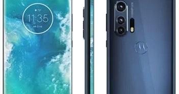 Motorola Edge + sở hữu màn hình cong, xác nhận camera 108MP