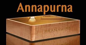 """PranaWire Annapurna, phụ kiện """"độc"""" chỉ dành cho audiophiles siêu giàu!"""