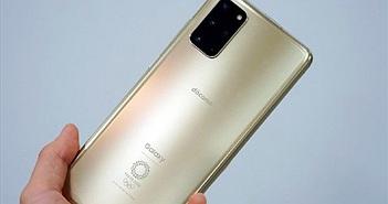 Samsung Galaxy S20+ 5G phiên bản Olympic 2020 lần đầu xuất hiện