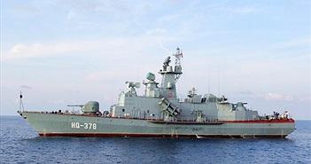 Hai tàu tên lửa 379, 380 đã sẵn sàng trực chiến