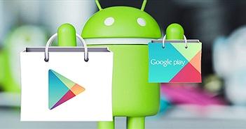 Google Play Store có hơn 11.1 tỷ lượt tải trong quý 1 2016