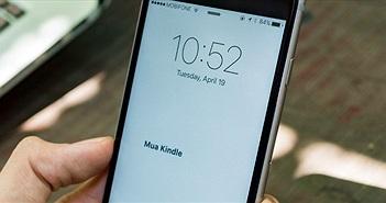 [Mẹo] Đưa nhắc nhở ra màn hình khóa của iPhone để không quên việc quan trọng