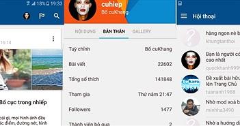 Mời dùng thử app Tinh tế beta 194 cho Android