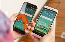 So sánh HTC 10 và HTC One M9