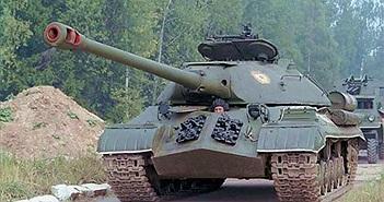 Vì sao xe tăng IS-3 thảm bại trong chiến tranh 6 ngày?