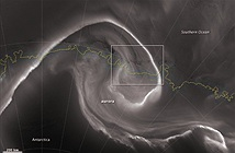 Cánh cổng thời gian thực sự tồn tại ở Nam Cực?