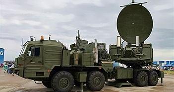 Đồ sộ lực lượng trinh sát Quân đội Nga tại Syria