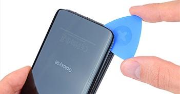 Samsung Galaxy S8 có thiết kế khó sửa chữa