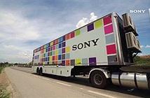 Xe chở thiết bị của Sony bị đánh cắp trên đường tới Las Vegas