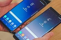 Galaxy S9+ và Galaxy Note 8 giảm giá gần 7 triệu đồng