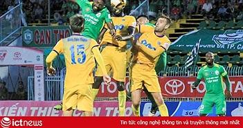 Ba trận đấu căng thẳng của vòng 6 V.League1 trên VTVcab