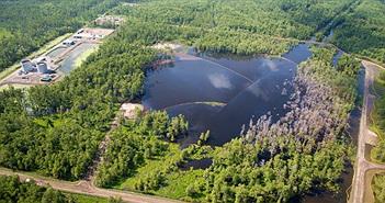 """Bí mật tại """"đầm lầy nuốt cây"""" khiến Cục Khảo sát Địa chất Mỹ đau đầu"""