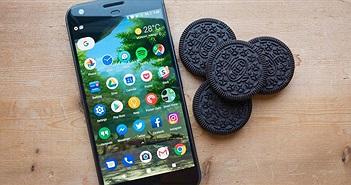 Thị phần các phiên bản Android 2018: Oreo đang tăng tốc, chiếm 4.6% các máy chạy Android