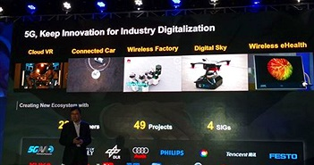 Huawei sẽ có smartphone 5G vào năm 2019: có thể là Mate 30?
