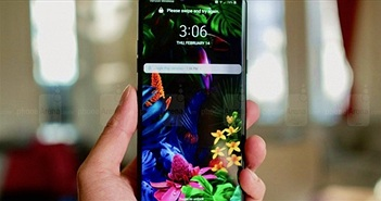 """LG G8 ThinQ vừa là """"kiều nữ"""" chân dài, vừa chụp ảnh đẹp"""