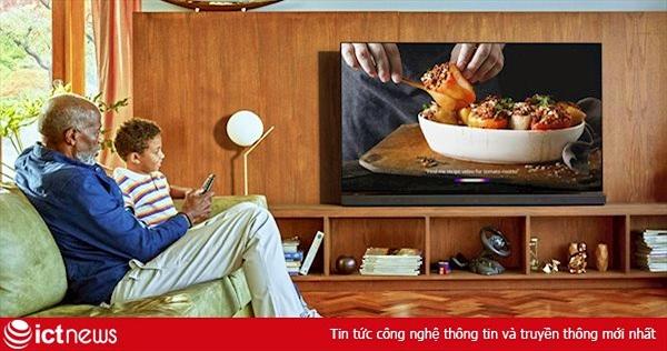 LG tung loạt siêu phẩm tivi cho các tín đồ phim ảnh và bóng đá vào thị trường Việt Nam