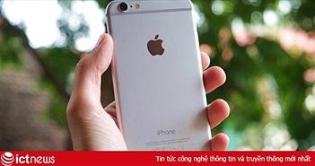 Sau hơn 4 năm được bày bán, cuối cùng iPhone 6 đã bị 'khai tử' tại Việt Nam