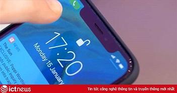 """Tất cả iPhone ra mắt 2019 được """"lên đời"""" camera selfie 12MP"""