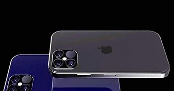 Concept iPhone 12 Pro với thiết kế màn hình tràn viền siêu ấn tượng