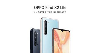 Oppo Find X2 Lite ra mắt: màn hình giảm xuống 60Hz, Snapdragon 765, giá 543 USD
