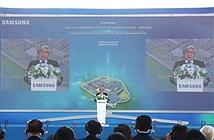 Samsung khởi công Khu phức hợp Điện tử gia dụng tại TP.HCM