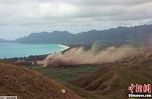 [ẢNH] Quái vật MV-22 Osprey Mỹ gặp nạn ở Hawaii