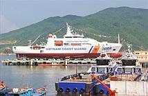 Lộ diện tàu tuần tra cỡ lớn mới của Cảnh sát biển Việt Nam