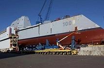 Tàu khu trục Zumwalt của Mỹ - Vừa chào đời đã lỗi thời